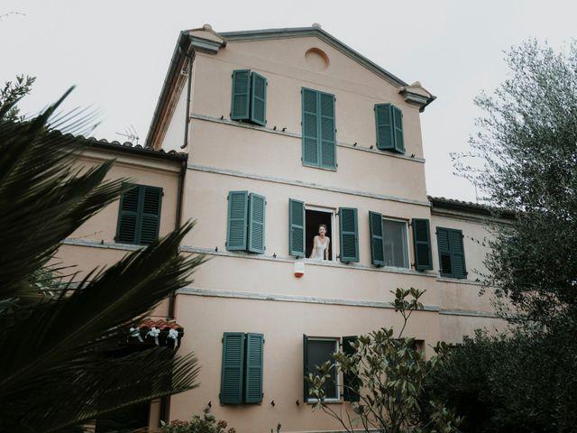Il matrimonio di Luca e Maddalena a Jesi, Ancona 1