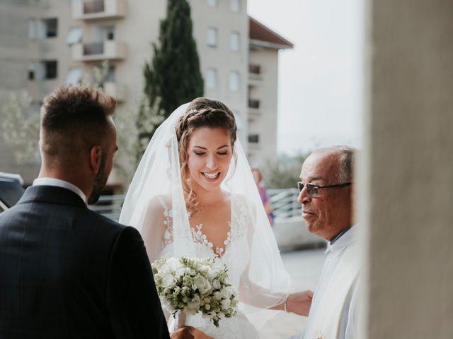 Il matrimonio di Luca e Maddalena a Jesi, Ancona 43