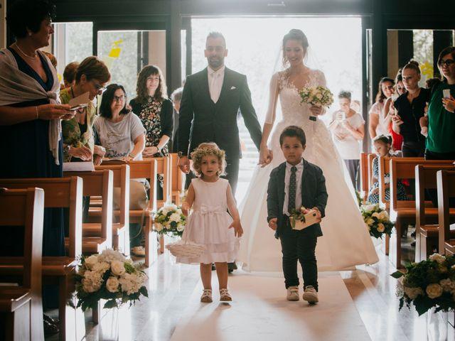 Il matrimonio di Luca e Maddalena a Jesi, Ancona 45