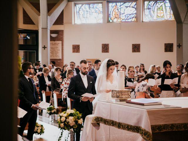Il matrimonio di Luca e Maddalena a Jesi, Ancona 50