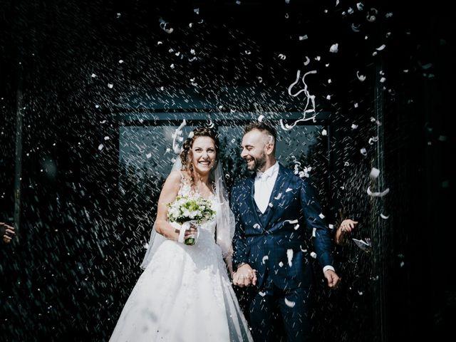 Il matrimonio di Luca e Maddalena a Jesi, Ancona 78