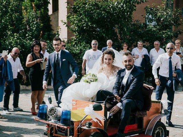 Il matrimonio di Luca e Maddalena a Jesi, Ancona 80
