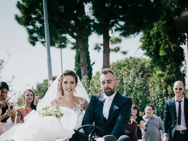 Il matrimonio di Luca e Maddalena a Jesi, Ancona 81