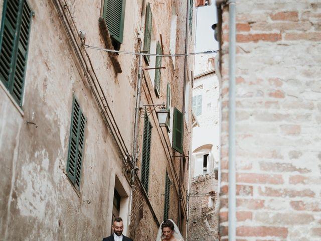 Il matrimonio di Luca e Maddalena a Jesi, Ancona 85