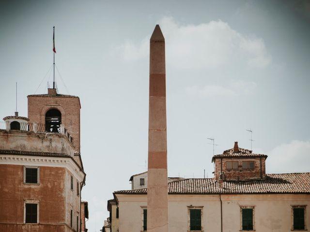 Il matrimonio di Luca e Maddalena a Jesi, Ancona 101