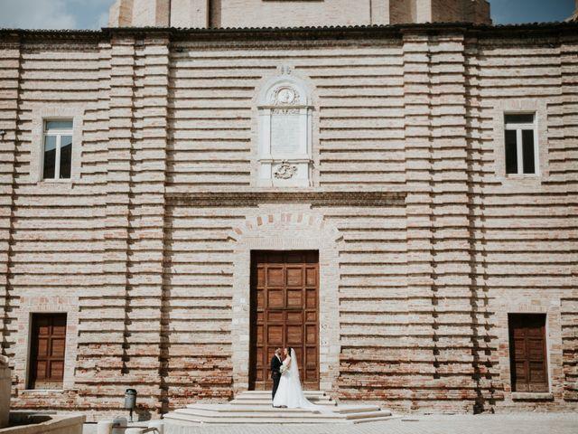 Il matrimonio di Luca e Maddalena a Jesi, Ancona 106