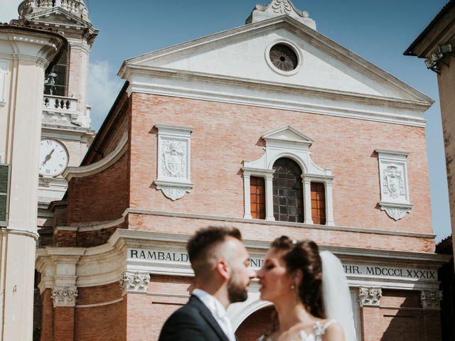 Il matrimonio di Luca e Maddalena a Jesi, Ancona 109