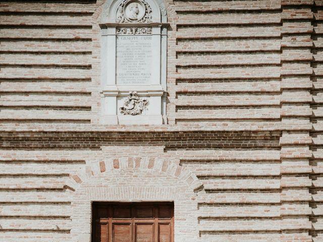 Il matrimonio di Luca e Maddalena a Jesi, Ancona 110