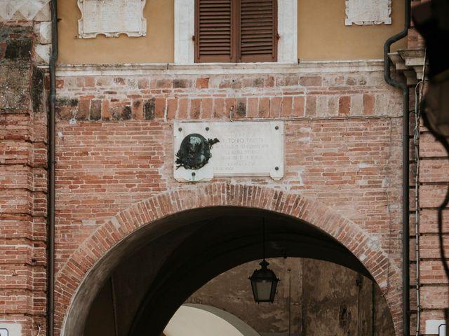 Il matrimonio di Luca e Maddalena a Jesi, Ancona 115