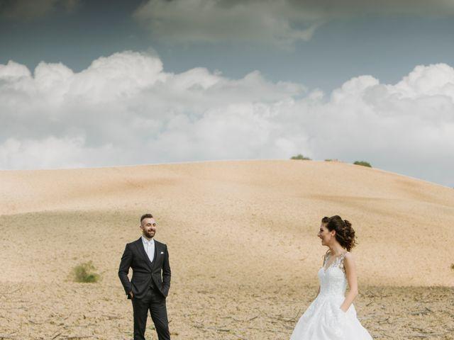 Il matrimonio di Luca e Maddalena a Jesi, Ancona 124