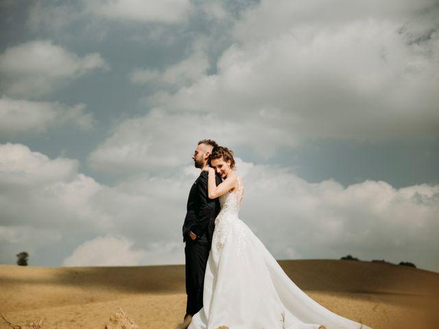 Il matrimonio di Luca e Maddalena a Jesi, Ancona 137