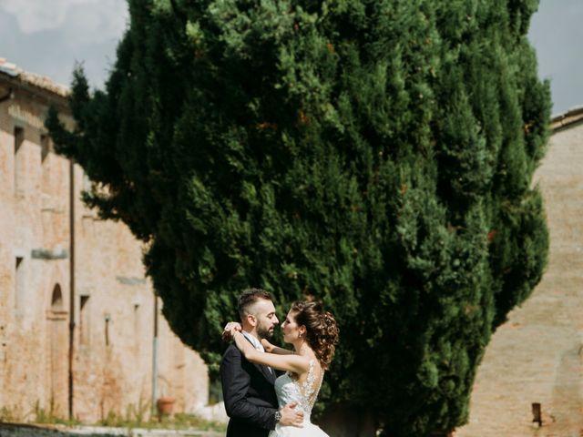 Il matrimonio di Luca e Maddalena a Jesi, Ancona 139