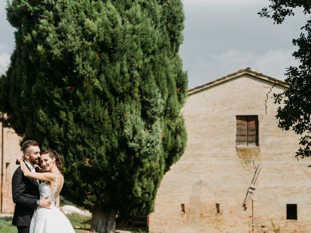 Il matrimonio di Luca e Maddalena a Jesi, Ancona 140