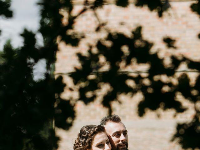 Il matrimonio di Luca e Maddalena a Jesi, Ancona 142