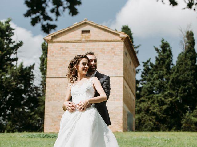 Il matrimonio di Luca e Maddalena a Jesi, Ancona 143