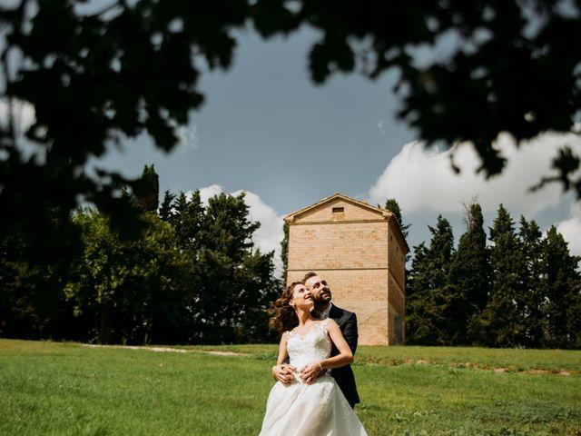 Il matrimonio di Luca e Maddalena a Jesi, Ancona 148