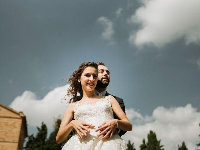Il matrimonio di Luca e Maddalena a Jesi, Ancona 149