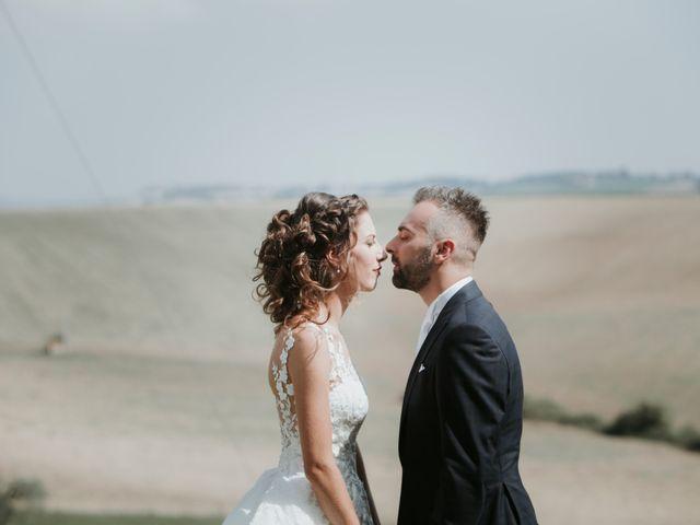 Il matrimonio di Luca e Maddalena a Jesi, Ancona 158