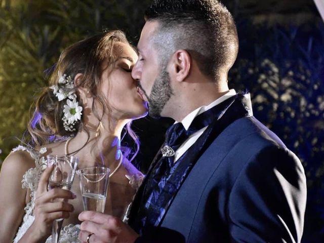 Le nozze di Angela e Cristian