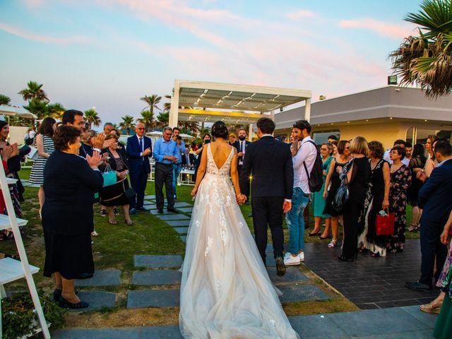 Le nozze di Kristen e Raffaele