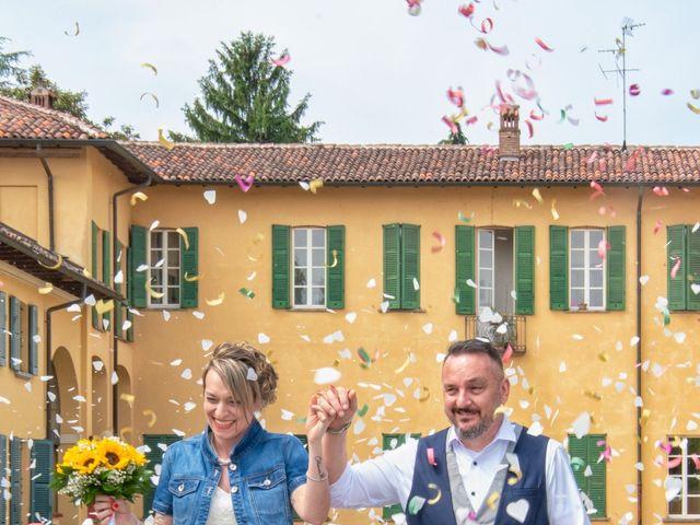 Il matrimonio di Omar e Simona a Bussero, Milano 22