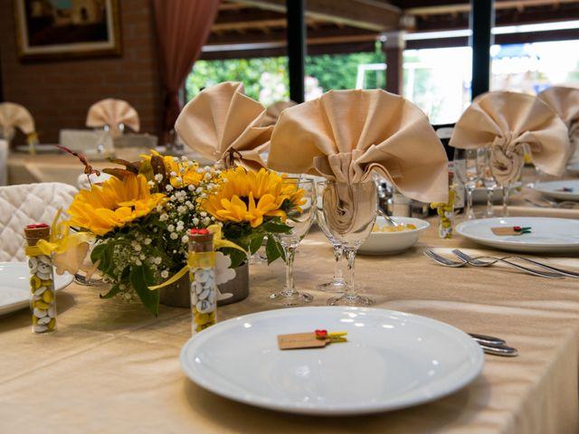 Il matrimonio di Omar e Simona a Bussero, Milano 24