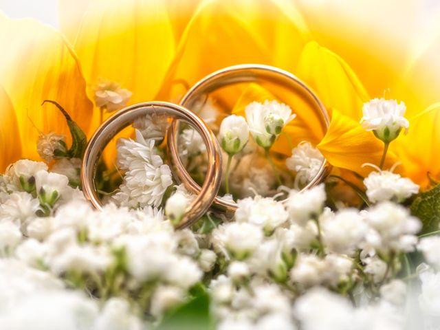 Il matrimonio di Omar e Simona a Bussero, Milano 1