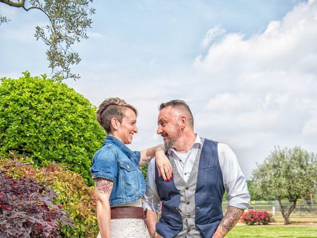 Il matrimonio di Omar e Simona a Bussero, Milano 27