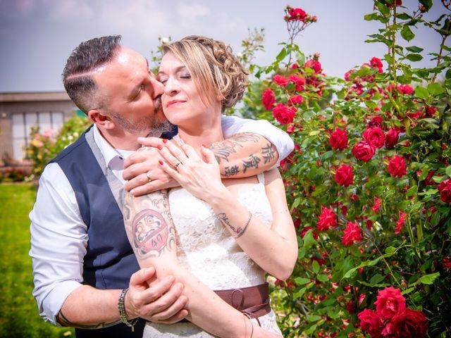 Il matrimonio di Omar e Simona a Bussero, Milano 29