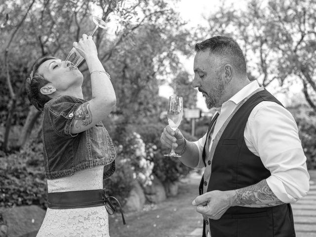 Il matrimonio di Omar e Simona a Bussero, Milano 31