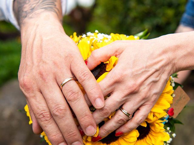 Il matrimonio di Omar e Simona a Bussero, Milano 33