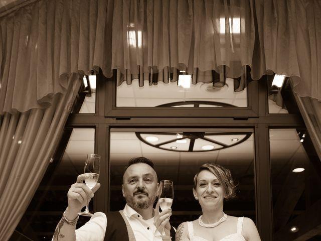 Il matrimonio di Omar e Simona a Bussero, Milano 35