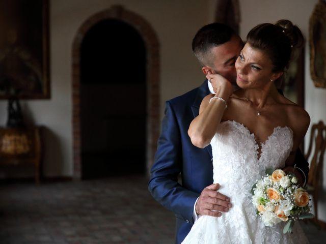 Il matrimonio di Francesco e Emanuela a Lacchiarella, Milano 1