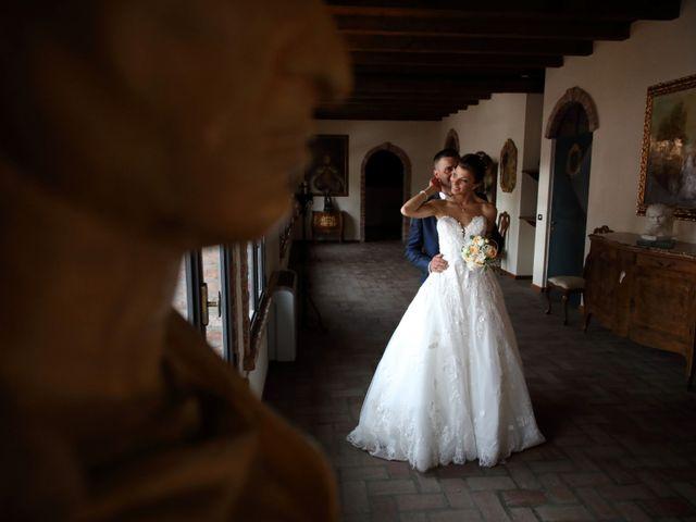 Il matrimonio di Francesco e Emanuela a Lacchiarella, Milano 2
