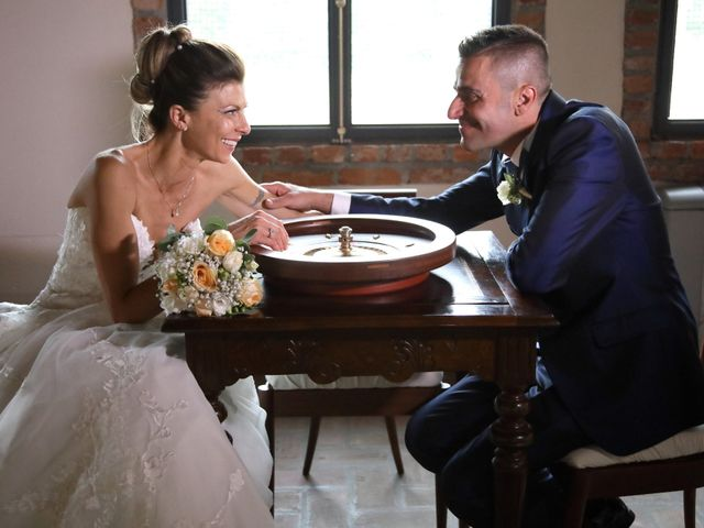 Il matrimonio di Francesco e Emanuela a Lacchiarella, Milano 5