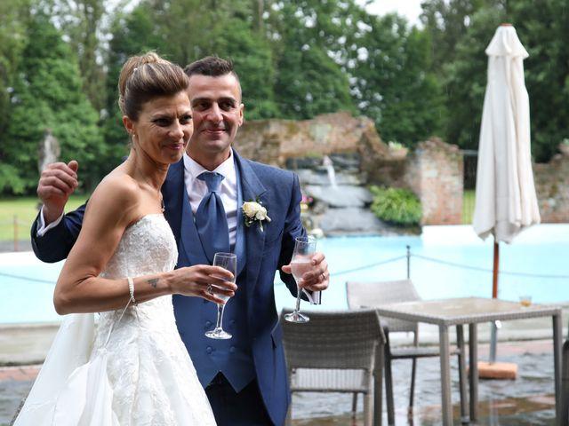 Il matrimonio di Francesco e Emanuela a Lacchiarella, Milano 11