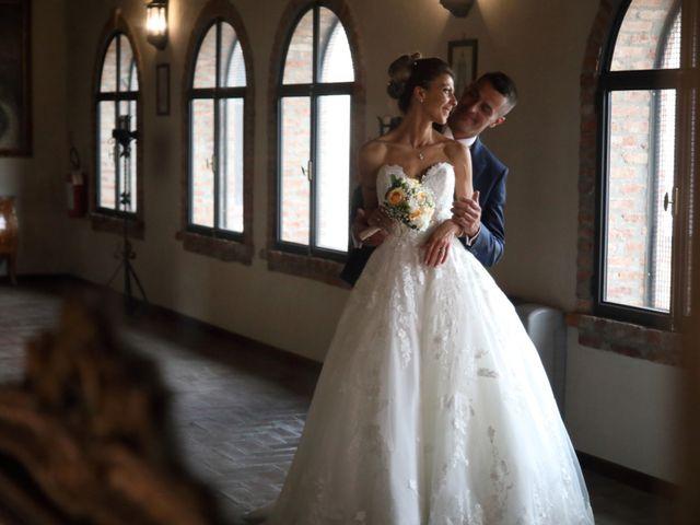 Il matrimonio di Francesco e Emanuela a Lacchiarella, Milano 17