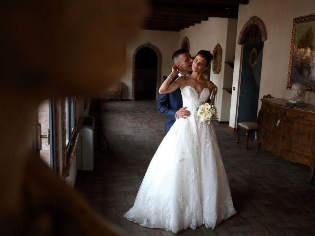 Il matrimonio di Francesco e Emanuela a Lacchiarella, Milano 18