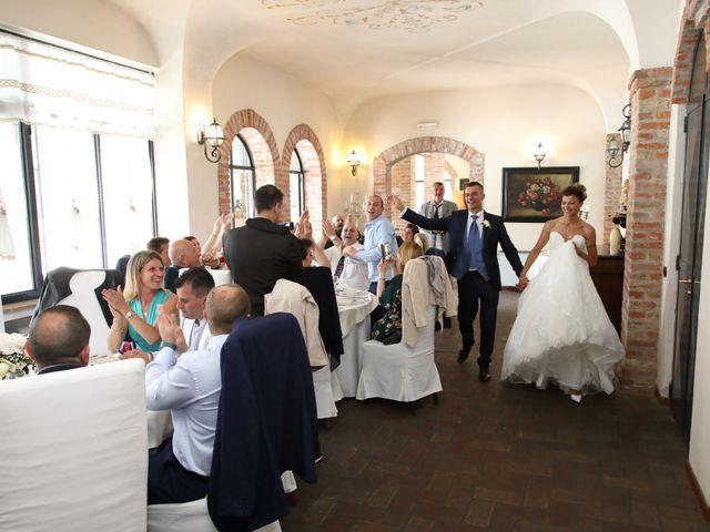 Il matrimonio di Francesco e Emanuela a Lacchiarella, Milano 21