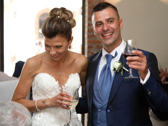 Il matrimonio di Francesco e Emanuela a Lacchiarella, Milano 26