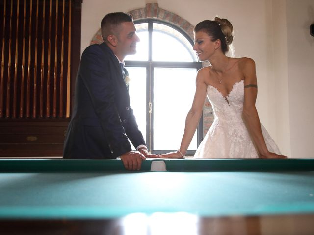 Il matrimonio di Francesco e Emanuela a Lacchiarella, Milano 32