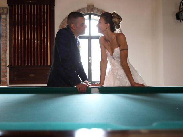 Il matrimonio di Francesco e Emanuela a Lacchiarella, Milano 33