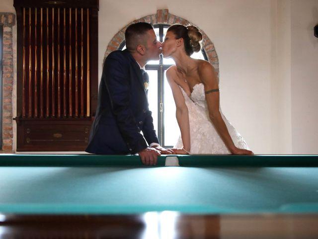 Il matrimonio di Francesco e Emanuela a Lacchiarella, Milano 34