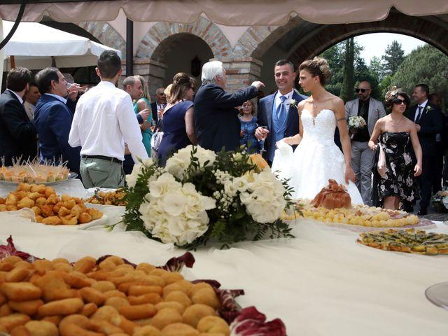 Il matrimonio di Francesco e Emanuela a Lacchiarella, Milano 36