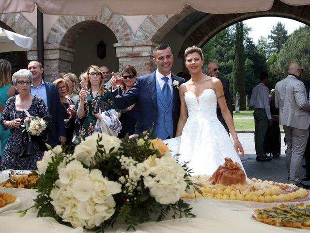 Il matrimonio di Francesco e Emanuela a Lacchiarella, Milano 37