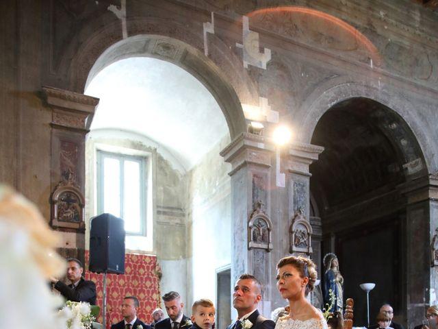 Il matrimonio di Francesco e Emanuela a Lacchiarella, Milano 54