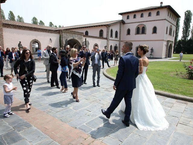 Il matrimonio di Francesco e Emanuela a Lacchiarella, Milano 56