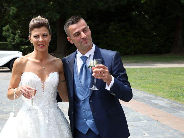 Il matrimonio di Francesco e Emanuela a Lacchiarella, Milano 57