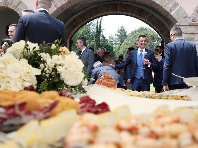 Il matrimonio di Francesco e Emanuela a Lacchiarella, Milano 59