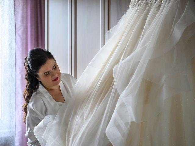Il matrimonio di Emiliano e Maria a Nerviano, Milano 6